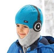 AJS шлем 38-533 двойная вязка(р.52-54)