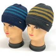 GRANS шапка K 504 вязка подклад хлопок (р.50-52)