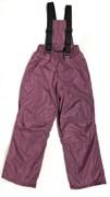 Milli брюки демисезонные, подклад флис арт. 6240 вишня (р.110.116.122.128.134)