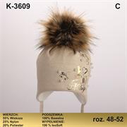 Magrof шапка KOD-3609 ISOSOFT подклад хлопок (р.48-54)