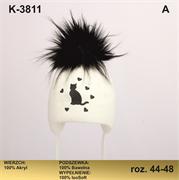 Magrof шапка KOD-3811 ISOSOFT подклад хлопок (р.44-50)