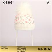 Magrof шапка KOD-3803 ISOSOFT подклад хлопок (р.36-44)