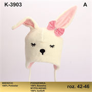 Magrof шапка KOD-3903 ISOSOFT подклад хлопок (р.42-48)