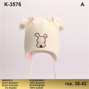 Magrof шапка KOD-3576 ISOSOFT подклад хлопок (р.36-44)