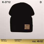 Magrof шапка KOD-3712 двойная вязка (р.48-54)