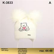 Magrof шапка KOD-3833 ISOSOFT подклад хлопок (р.44-50)