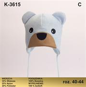 Magrof шапка KOD-3615 ISOSOFT подклад хлопок (р.40-46)