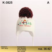 Magrof шапка KOD-3825 ISOSOFT подклад хлопок (р.36-44)