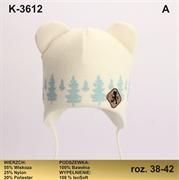 Magrof шапка KOD-3612 ISOSOFT подклад хлопок (р.38-44)