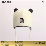 Magrof шапка KOD-3568 ISOSOFT подклад хлопок (р.36-42)