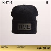 Magrof шапка KOD-3716 двойная вязка (р.48-54)