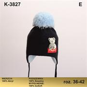 Magrof шапка KOD-3827 ISOSOFT подклад хлопок (р.36-44)