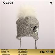 Magrof шапка KOD-3905 ISOSOFT подклад хлопок (р.44-50)