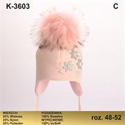 Magrof шапка KOD-3603 ISOSOFT подклад хлопок (р.38-44)