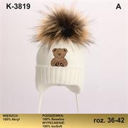 Magrof шапка KOD-3819 ISOSOFT подклад хлопок (р.36-44)