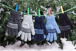 margot перчатки MARCO с флисом внутри (размер 15, 5-8лет)