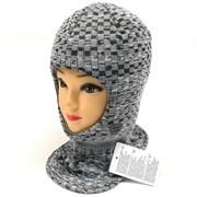AGBO шлем 2262 Waidi на утеплителе (р.50-52)