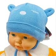 GRANS шапка N 135ST шапка с утеплит. подкл.х/б (р.36-38)