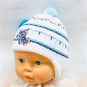 Paola шапка подкл.флис (р.38-40)