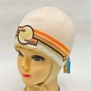 Aguti модель 428 шапка для мальчика подкл.хлопок (48-50)
