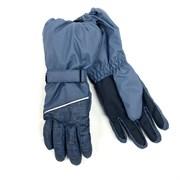 перчатки-краги, плащевка (8-10 лет)
