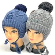 Barbaras модель AV 185/HE ISOSOFT шапка подкл.хлопок (р.48-50)