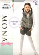 колготки MONA 40DEN Fiorella 06 (р.140-146)