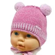 GRANS шапка N 144 вязка, подклад хлопок (р.36-38)
