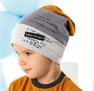 .AJS шапка 40-190L одинарный трикотаж (р.52-54)