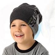 .AJS шапка 40-189M одинарный трикотаж (р.48-50)