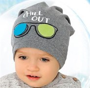 .AJS шапка 40-052M одинарный трикотаж (р.48-50)
