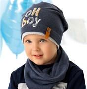 .AJS шапка 40-120M одинарный трикотаж (р.48-50)