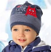 .AJS шапка 40-064M одинарный трикотаж (р.48-50)