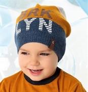 .AJS шапка 40-180 одинарная вязка (р.50-52)