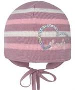 GRANS шапка Ku 393 подклад хлопок (р.50-52)