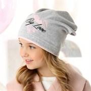 .AJS шапка 40-129L одинарный трикотаж (р.52-54)