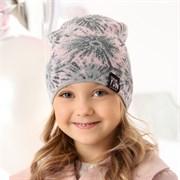 .AJS шапка 40-177 одинарная вязка (р.52-54)