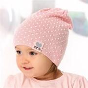 .AJS шапка 40-036 одинарная вязка (р.48-50)