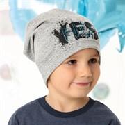 .AJS шапка 40-179M одинарный трикотаж (р.48-50)
