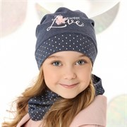 .AJS шапка 40-169M одинарный трикотаж (р.48-50)