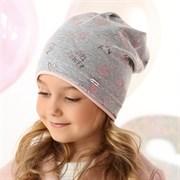 .AJS шапка 40-170L одинарный трикотаж (р.52-54)