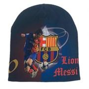 ambra шапка двойн.трикотаж (р.50-54) футбол