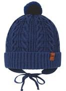 GRANS шапка Ku 418 вязка подклад хлопок (р.46-48)
