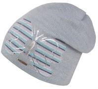 GRANS шапка Ku 542 вязка подклад хлопок (р.48-50)
