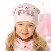 .AJS шапка 40-134M одинарный трикотаж (р.48-50)