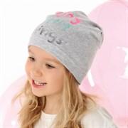 .AJS шапка 40-151L одинарный трикотаж (р.52-54)