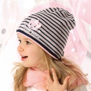 .AJS шапка 40-089 одинарная вязка (р.50-52)
