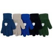 Теплыши перчатки TG-075 одинарная вязка (р. 15/7-8 лет)
