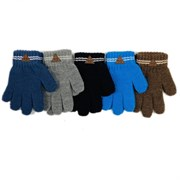 Теплыши перчатки TG-073 одинарная вязка (р. 13/3-4 года)