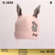 Magrof шапка KOD-3808 ISOSOFT подклад хлопок (р.40-46)